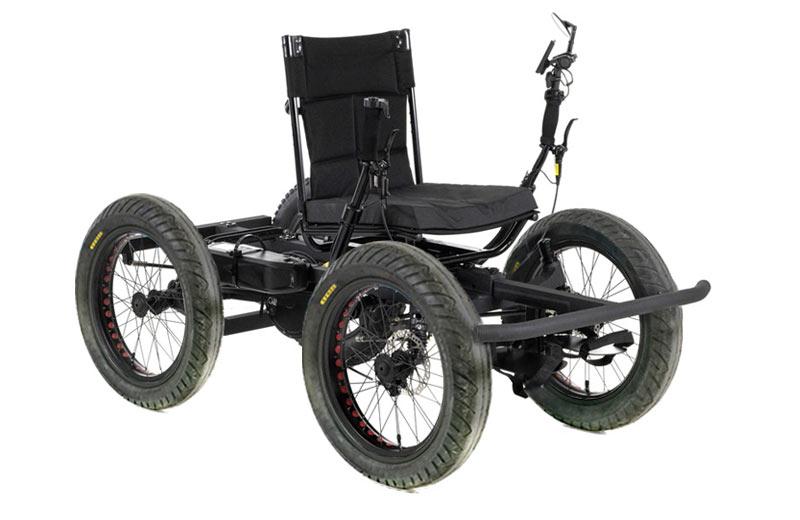 not-a-wheelchair off-road wheelchair